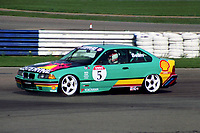 Round 1 of the 1992 British Touring Car Championship. #5 Ray Bellm (GBR). M Team Shell Racing with Listerine. BMW 318is Coupe.