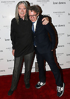 HOLLYWOOD, LOS ANGELES, CA, USA - OCTOBER 23: Billy Drago, Jeff Preiss arrives at the Los Angeles Premiere Of Oscilloscope Laboratories' 'Lowdown' held at ArcLight Hollywood on October 23, 2014 in Hollywood, Los Angeles, California, United States. (Photo by Celebrity Monitor)