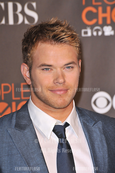 Kellan Lutz at the 2010 People's Choice Awards at the Nokia Theatre L.A. Live..January 6, 2010  Los Angeles, CA.Picture: Paul Smith / Featureflash