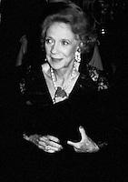 Brooke Astor (philantropist)