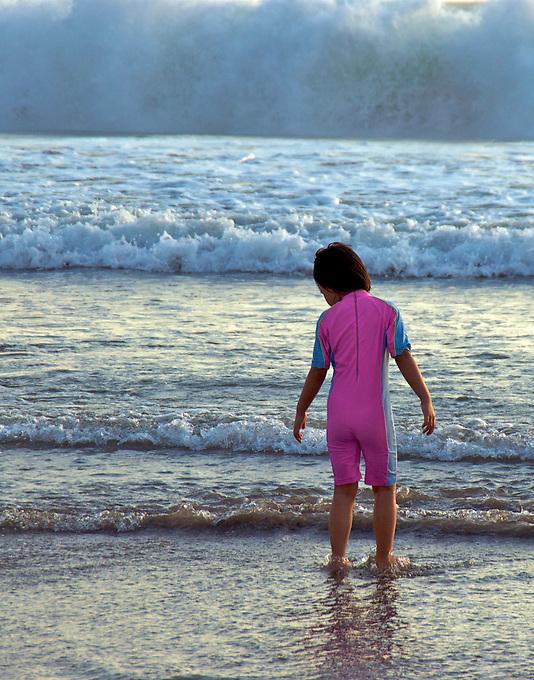 Kuta Legian Beach, Bali Indonesia