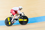 The team of Poland with Maciej Bielecki, Mateusz Rudyk and Krzysztof Maksel compete in Men's Team Sprint - 1st Round match as part of the 2017 UCI Track Cycling World Championships on 12 April 2017, in Hong Kong Velodrome, Hong Kong, China. Photo by Victor Fraile / Power Sport Images