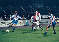 VOETBAL: SC Heerenveen, Erik Regtop 1993, ©foto Martin de Jong