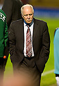 05/08/2010   Copyright  Pic : James Stewart.sct_jsp019_Motherwell_v_Aalesund  .::  MOTHERWELL MANAGER CRAIG BROWN DOESN'T LOOK TOO HAPPY AT THE FINAL WHISTLE ::  .James Stewart Photography 19 Carronlea Drive, Falkirk. FK2 8DN      Vat Reg No. 607 6932 25.Telephone      : +44 (0)1324 570291 .Mobile              : +44 (0)7721 416997.E-mail  :  jim@jspa.co.uk.If you require further information then contact Jim Stewart on any of the numbers above.........