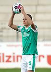 17.10.2020, Schwarzwald Stadion, Freiburg, GER, 1.FBL, SC Freiburg vs SV Werder Bremen<br /><br />im Bild / picture shows<br />Ludwig Augustinsson (Bremen)<br /><br />Foto © nordphoto / Bratic<br /><br />DFL REGULATIONS PROHIBIT ANY USE OF PHOTOGRAPHS AS IMAGE SEQUENCES AND/OR QUASI-VIDEO.
