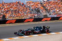 4th September 2021: Circuit Zandvoort, Zandvoort, Netherlands; Sebastian Vettel GER, Aston Martin Cognizant F1 Team, F1 Grand Prix of the Netherlands at Circuit Zandvoort