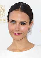HOLLYWOOD, LOS ANGELES, CA, USA - JUNE 01: Actress Jordana Brewster arrives at the 12th Annual Huading Film Awards held at the Montalban Theatre on June 1, 2014 in Hollywood, Los Angeles, California, United States. (Photo by Xavier Collin/Celebrity Monitor)