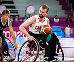 Lee Melymick, Lima 2019 - Wheelchair Basketball // Basketball en fauteuil roulant.<br />