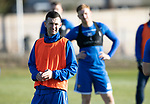 St Johnstone Training…29.10.19<br />Jason Holt pictured during training this morning at McDiarmid Park ahead of tomorrow's game against Hearts.<br />Picture by Graeme Hart.<br />Copyright Perthshire Picture Agency<br />Tel: 01738 623350  Mobile: 07990 594431