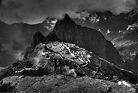 Citadel of Machu Pichu Pre-Columbian Inca 15th Century Cusco Peru