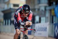 Rick Zabel (DEU/BMC)<br /> <br /> 3 Days of De Panne 2015<br /> stage 3b: De Panne-De Panne TT