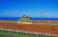 Paniolo Rodeo arena, Molokai Ranch, Molokai