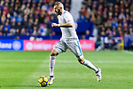 Karim Benzema of Real Madrid in action during the La Liga 2017-18 match between Levante UD and Real Madrid at Estadio Ciutat de Valencia on 03 February 2018 in Valencia, Spain. Photo by Maria Jose Segovia Carmona / Power Sport Images