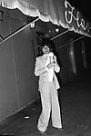 MICK JAGGER  ROMA 1971