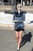 Lala Rudge - Show MIU MIU - Paris Fashion Week Womenswear Spring/Summer 2017 - 5 octobre 2016 - FRANCE