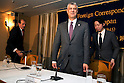 Prime Minister of the Republic of Kosovo at FCCJ