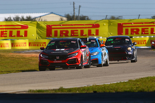 DXDT Racing Honda Civic Type R:Kevin Boehm