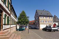 Bachmuseum im Nöthingsgut, Großostheim am Main, Bayern, Deutschland