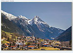 Austria, St Anton.  <br />