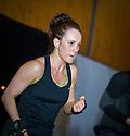 Body Combat :  Les Mills Launch Falkirk Community Trust Circuit Fitness.