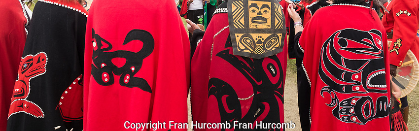Atlin, Indigenous costumes