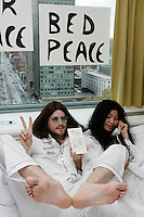 Montreal (Qc) Canada,<br /> October 24 2005,File Photo.<br /> <br /> GIVE PEACE A CHANCE lyrics go up for auction at Bonhams (UK).<br /> This is the first time the lyric goes up for action. estimalted at 175 000-200 000 Pounds.<br /> <br /> Photo :  Agence Quebec Presse - Pierre Roussel
