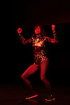 BUSS DEM HEAD de Cecilia Bengolea<br /> création<br /> Conception : Cecilia Bengolea<br /> Composition et interprétation : Cecilia Bengolea, Famous, Cassie dancer<br /> Compagnie : Vlovajob Pru<br /> Cadre : Repertoire<br /> Date : 18/02/2017<br /> Lieu : CND / Grand studio<br /> Ville : Pantin<br /> © Laurent Paillier / photosdedanse.com