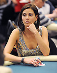 Teri Hatcher at The World Poker Tour Celebrity Invitational Tournament held at The Commerce Casino in The City of Commerce, California on February 20,2010                                                                   Copyright 2010  DVS / RockinExposures