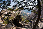 Huang Shan, Anhui Province, China<br /> Art Wolfe International Photo Tour