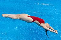 HENTSCHEL Lena GER<br /> 3m Springboard Women Preliminary<br /> Diving<br /> Budapest  - Hungary  15/5/2021<br /> Duna Arena<br /> XXXV LEN European Aquatic Championships<br /> Photo Giorgio Perottino / Deepbluemedia / Insidefoto