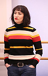 "Eden Espinosa during the rehearsal performance of  ""Falsettos""  at the New Ripley Grier on January 25, 2019 in New York City."