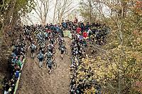 Up dune #1<br /> <br /> Elite Men's Race<br /> UCI cyclocross WorldCup - Koksijde (Belgium)<br /> <br /> ©kramon
