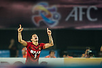 Elkeson de Oliveira Cardoso of Guangzhou Evergrande celebrates after scoring against Al Ahli during their AFC Champions League Final Match 2nd Leg on 21 November 2015 at the Tianhe Sport Center in Guangzhou, China. Photo by Power Sport Images