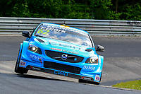 Race of Germany Nürburgring Nordschleife 2016 Free Training 1 WTCC 2016 #62 TC1 Polestar Cyan Racing.  Volvo S60 WTCC Thed Björk (SWE) © 2016 Musson/PSP. All Rights Reserved.