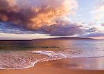 Road to Lahaina, Big Beach Sunset,  August 6, 2013