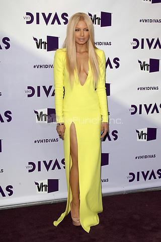 LOS ANGELES, CA - DECEMBER 16: Havana Brown at VH1 Divas 2012 at The Shrine Auditorium on December 16, 2012 in Los Angeles, California. Credit: mpi21/MediaPunch Inc.