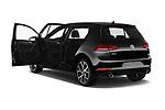 2018 Volkswagen Golf GTI Gti 5 Door Hatchback doors