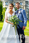 Daly/O'Callaghan wedding in the Ballyseede Castle Hotel on Friday August 13th
