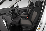 Front seat view of 2019 Ford Transit-Connect XL 5 Door Car Van Front Seat  car photos