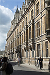 """Cambridge University UK. Gonville and Caius College commonly referred to as Caius, pronounced as """"keys""""."""