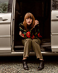 March 25, 2021. Chapel Hill, North Carolina.<br /> <br /> Jenn Wasner will release her second solo record as Flock of Dimes in April. She is also one half of the band Wye Oak. <br /> <br /> Jeremy M. Lange for The New York TImes