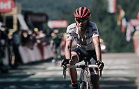 Alberto Contador (ESP/Trek-Segafredo) rolling in<br /> <br /> 104th Tour de France 2017<br /> Stage 5 - Vittel › La Planche des Belles Filles (160km)