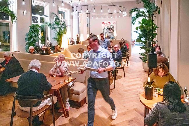 Apeldoorn, 14-10-20 - Foto Ruben Meijerink / APA FOTO<br /> Waar: Kerklaan 17, 7311 AA Apeldoorn<br /> Restaurant: Sizzles at the Park