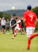 Wednesday 21st August 2019 | Ulster U19 vs Munster U19  <br /> <br /> Reece Malone during the U19 Inter-Pro between Ulster and Munster at Bangor Grammar School, Bangor, County Down, Northern Ireland.. Photo by John Dickson - DICKSONDIGITAL