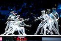 2012 Olympic Games - Fencing - Women's Individual Sabre Gold Medal Match