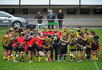 131024 ITM Cup Rugby - Wellington Training