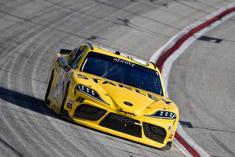 #54: Martin Truex Jr., Joe Gibbs Racing, Toyota Supra STANLEY