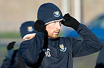 St Johnstone Training…28.12.18    McDiarmid Park<br />David Wotherspoon pictured during training this morning ahead of tomorrow's game at Dundee.<br />Picture by Graeme Hart.<br />Copyright Perthshire Picture Agency<br />Tel: 01738 623350  Mobile: 07990 594431