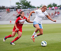 Washington Spirit vs. Chicago Red Stars, July 10, 2013