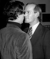 Tommy Smothers Dick Smothers 1988<br /> Photo By John Barrett/PHOTOlink